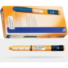 Insuline NovoRapid FlexPen 3 mL
